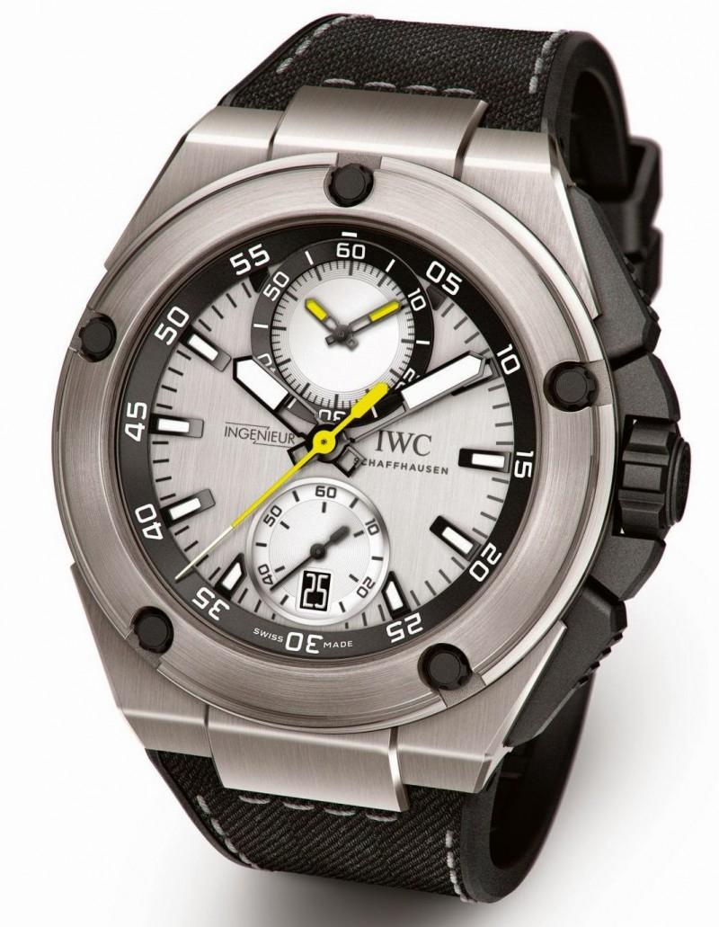 Fake IWC Ingenieur Chronograph Edition Nico Rosberg IW379603