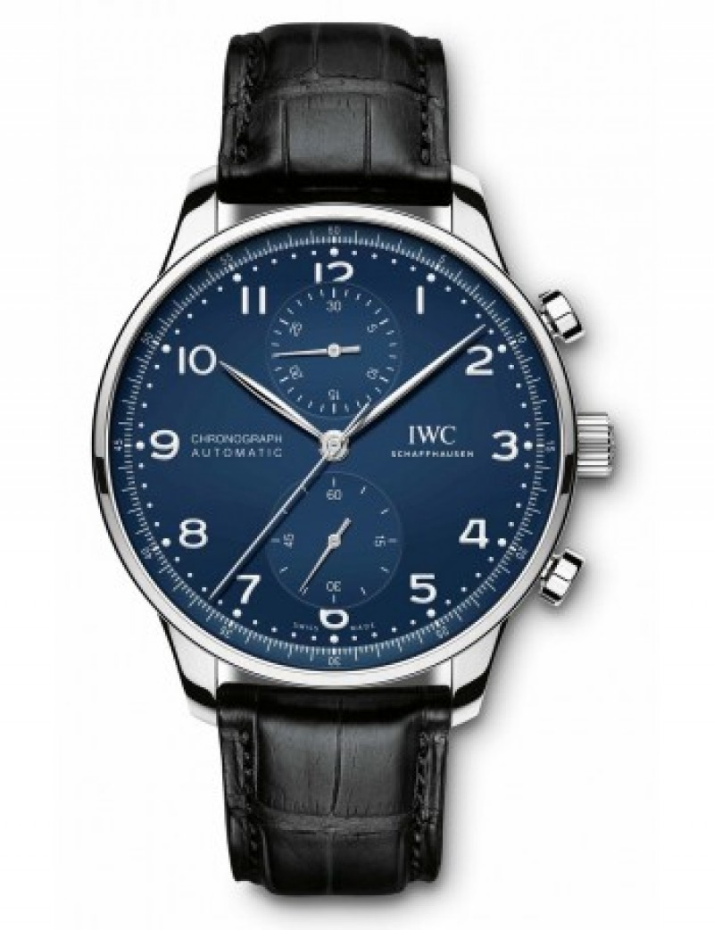 Fake IWC Portugieser Chronograph Edition 150 Years Watch IW371601