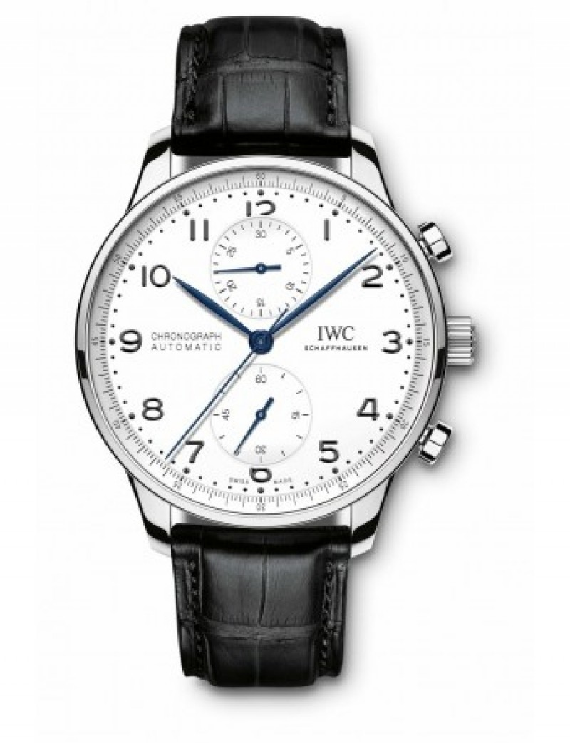 Fake IWC Portugieser Chronograph Edition 150 Years Watch IW371602