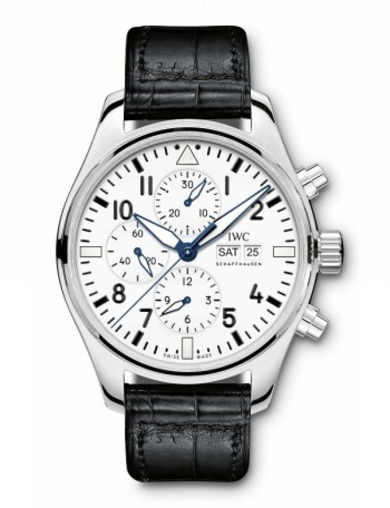 Fake IWC Pilot's Watch Chronograph Edition 150 Years IW377725