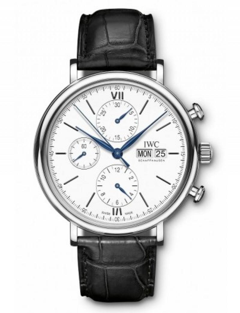 Fake IWC Portofino Chronograph Edition 150 Years Watch IW391024