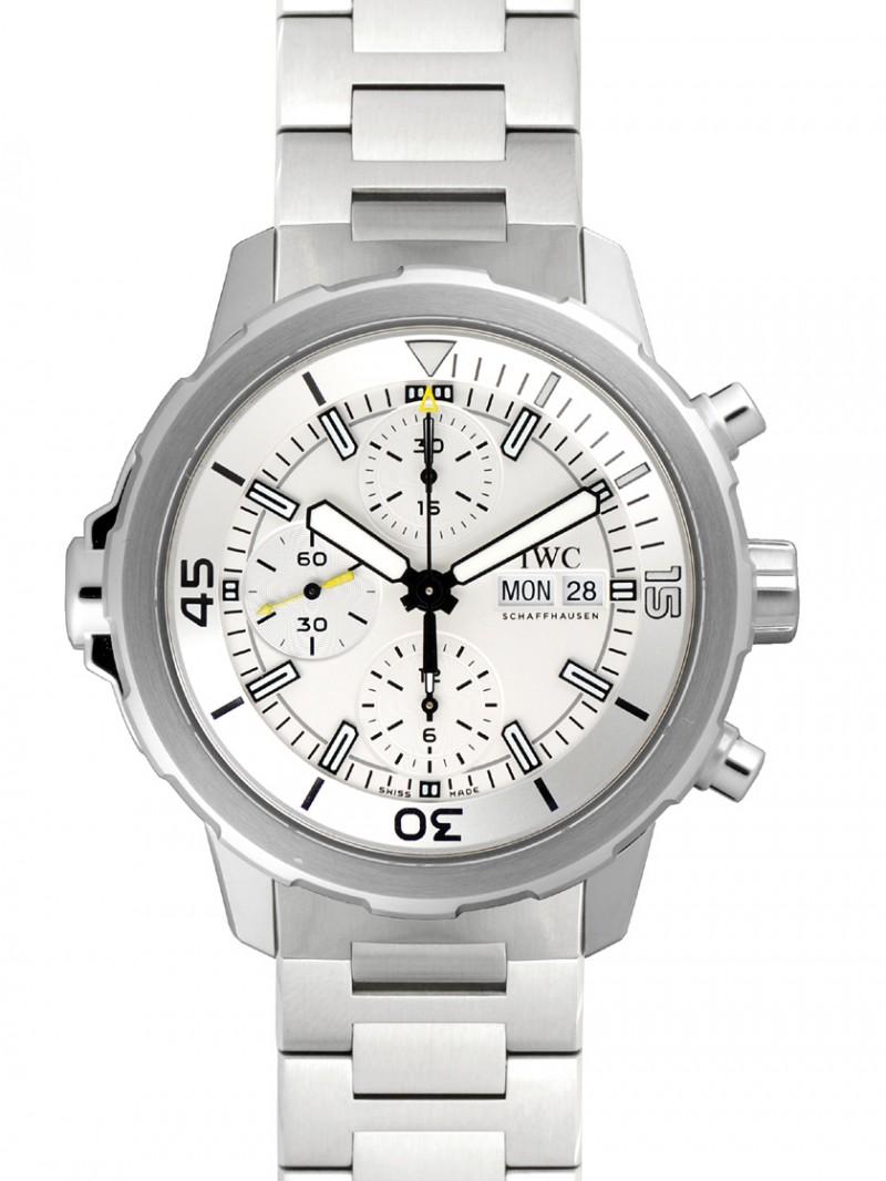 Fake IWC Aquatimer Automatic Chronograph Watch IW376802
