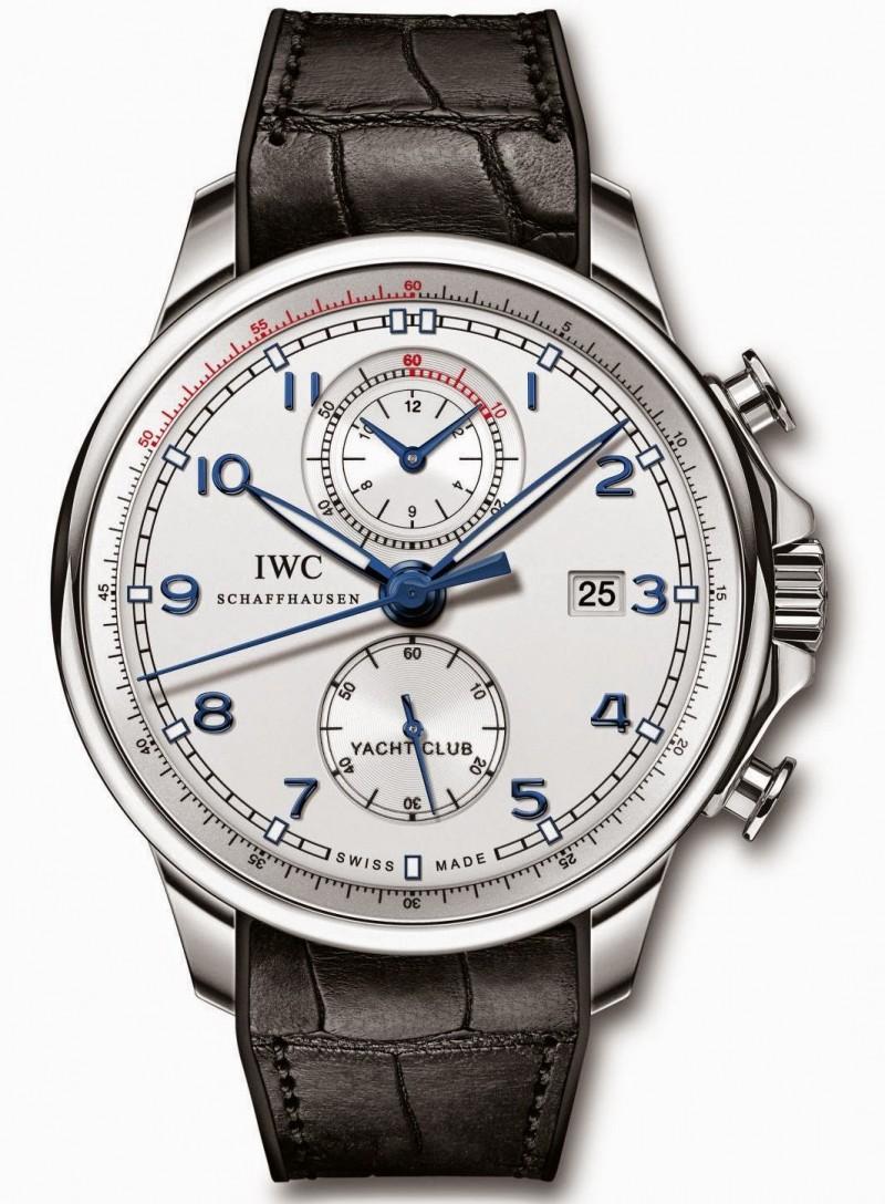 Fake IWC Portuguese Yacht Club Chronograph Ocean Racer IW390216