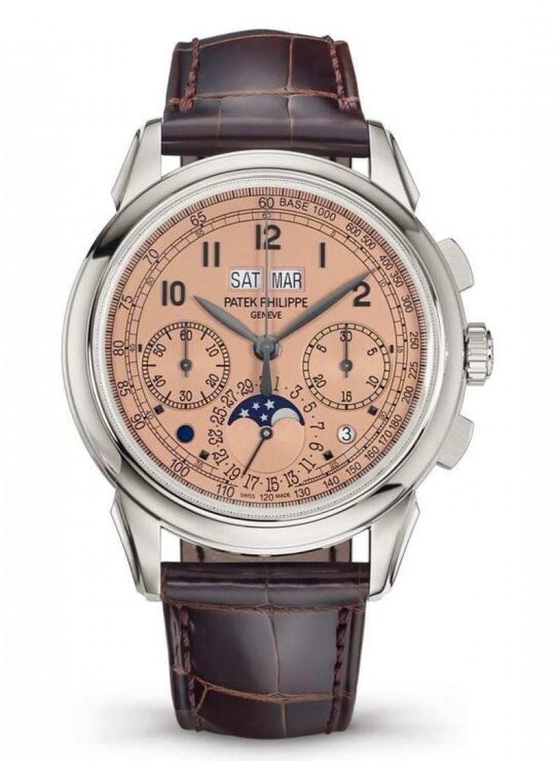 Replica Patek Philippe Perpetual Calendar Chronograph 5270P-001