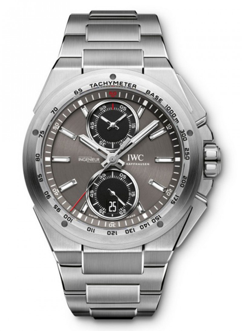 Fake IWC Ingenieur Chronograph Racer Automatic Mens Watch IW3785-08