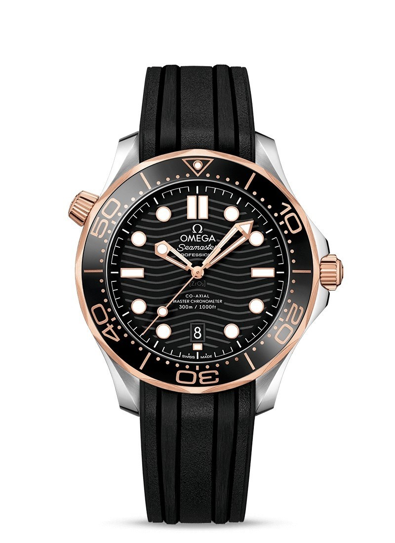 Replica Omega Seamaster Diver 300 m Co-Axial Master Chronometer 210.22.42.20.01.002