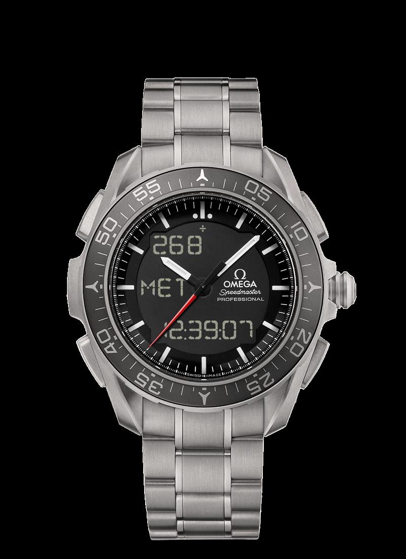 Fake Omega Speedmaster Skywalker X-33 Chronograph 45mm 318.90.45.79.01.001