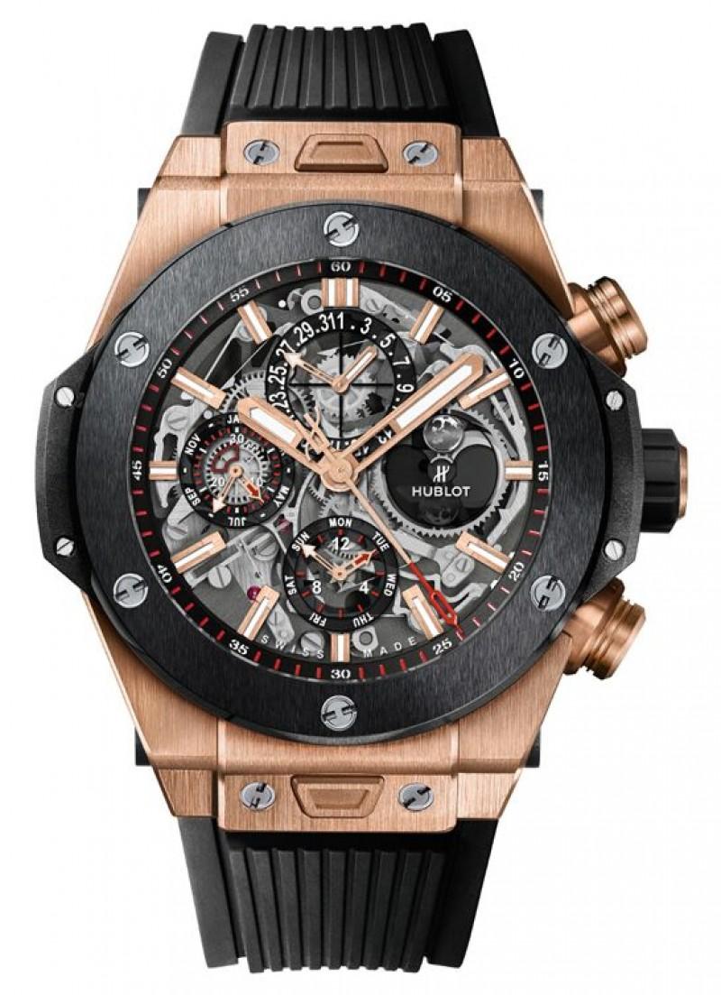 Fake Hublot Big Bang Chrono Perpetual Calendar Watch 406.OM.0180.RX