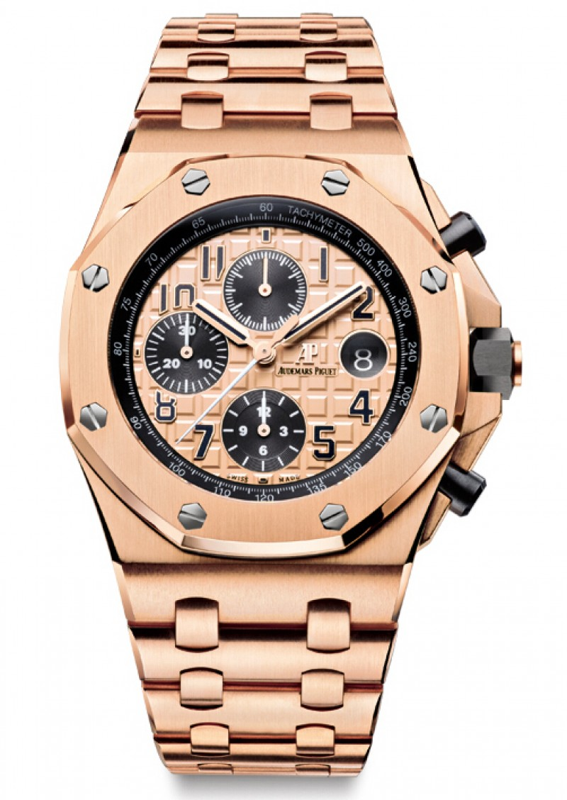 Fake Audemars Piguet Royal Oak Offshore Chronograph 264700R.00.10000R.01