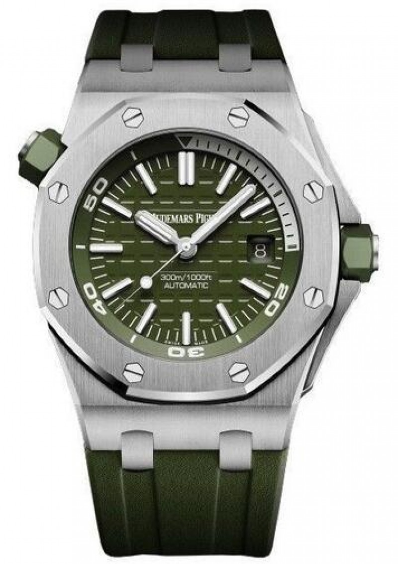 Fake Audemars Piguet Royal Oak Offshore Diver 15710ST.OO.A052CA.01