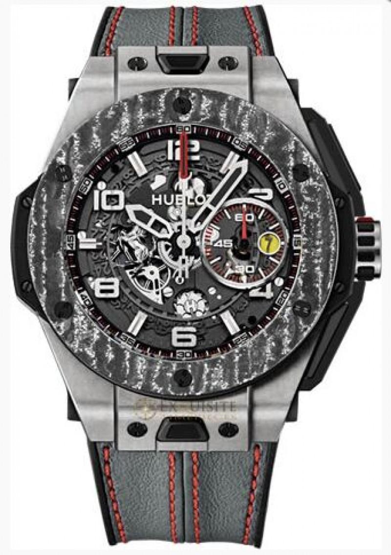 Fake Hublot Big Bang Ferrari Carbon Mens Watch 401.NJ.0123.VR