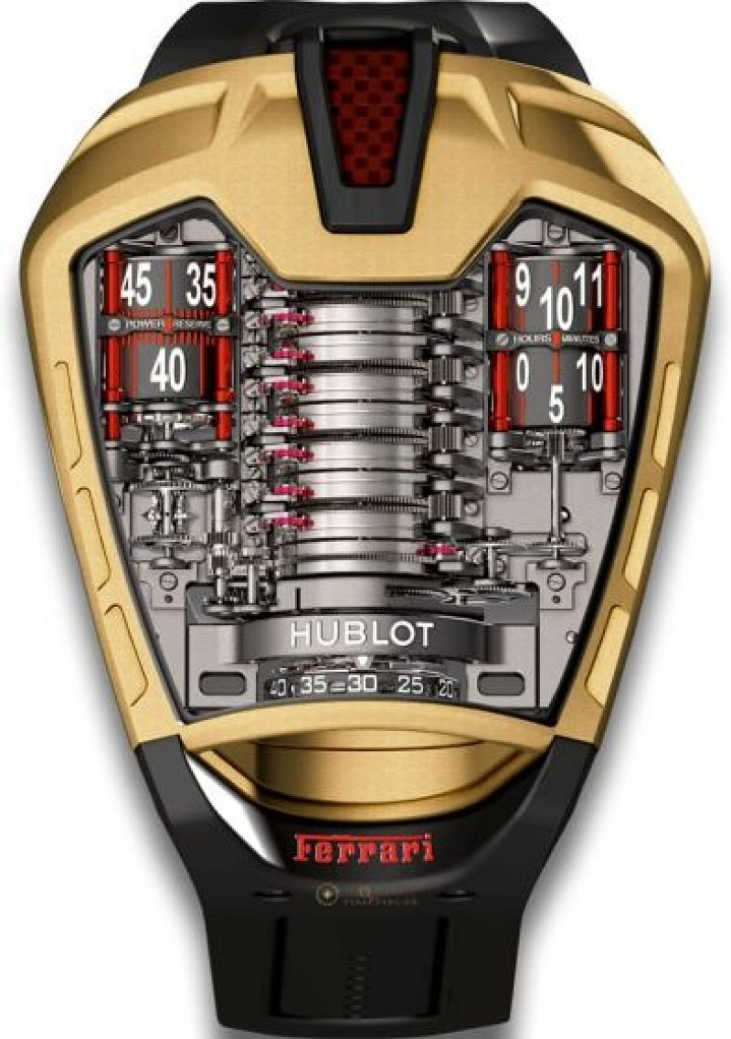 Fake Hublot MP 05 Laferrari Gold 905.VX.0001.RX