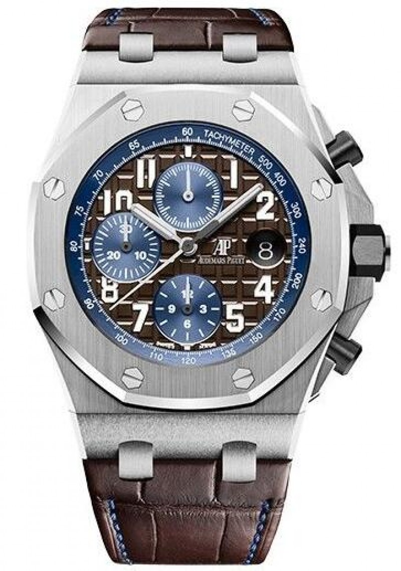 Fake Audemars Piguet Royal Oak Offshore Chronograph 26470ST.OO.A099CR.01