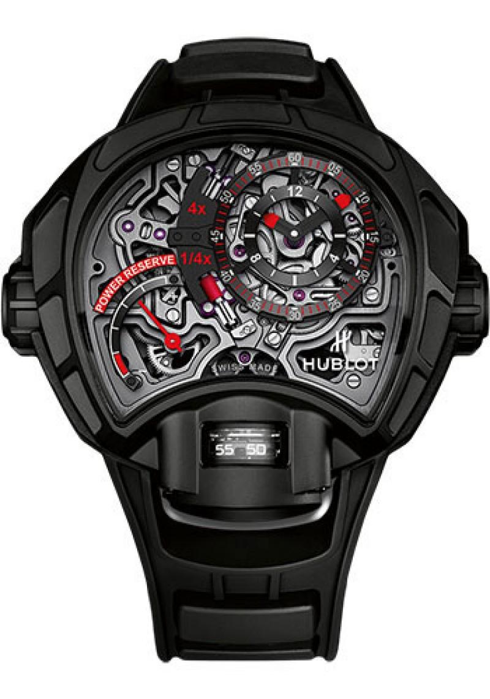 Fake Hublot MP-12 Key Of Time All Black 912.ND.0123.RX