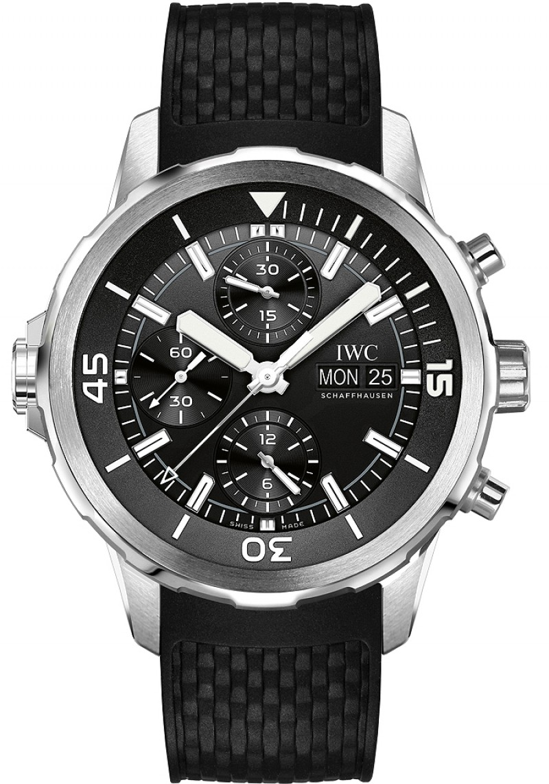 Fake IWC Aquatimer Chronograph Mens Watch IW376803