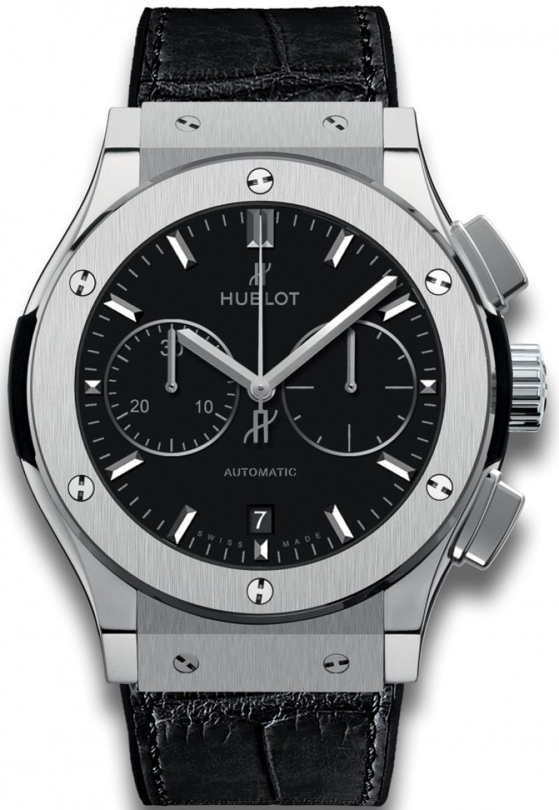 Fake Hublot Classic Fusion Chronograph 45mm Mens Watch 521.NX.1171.LR