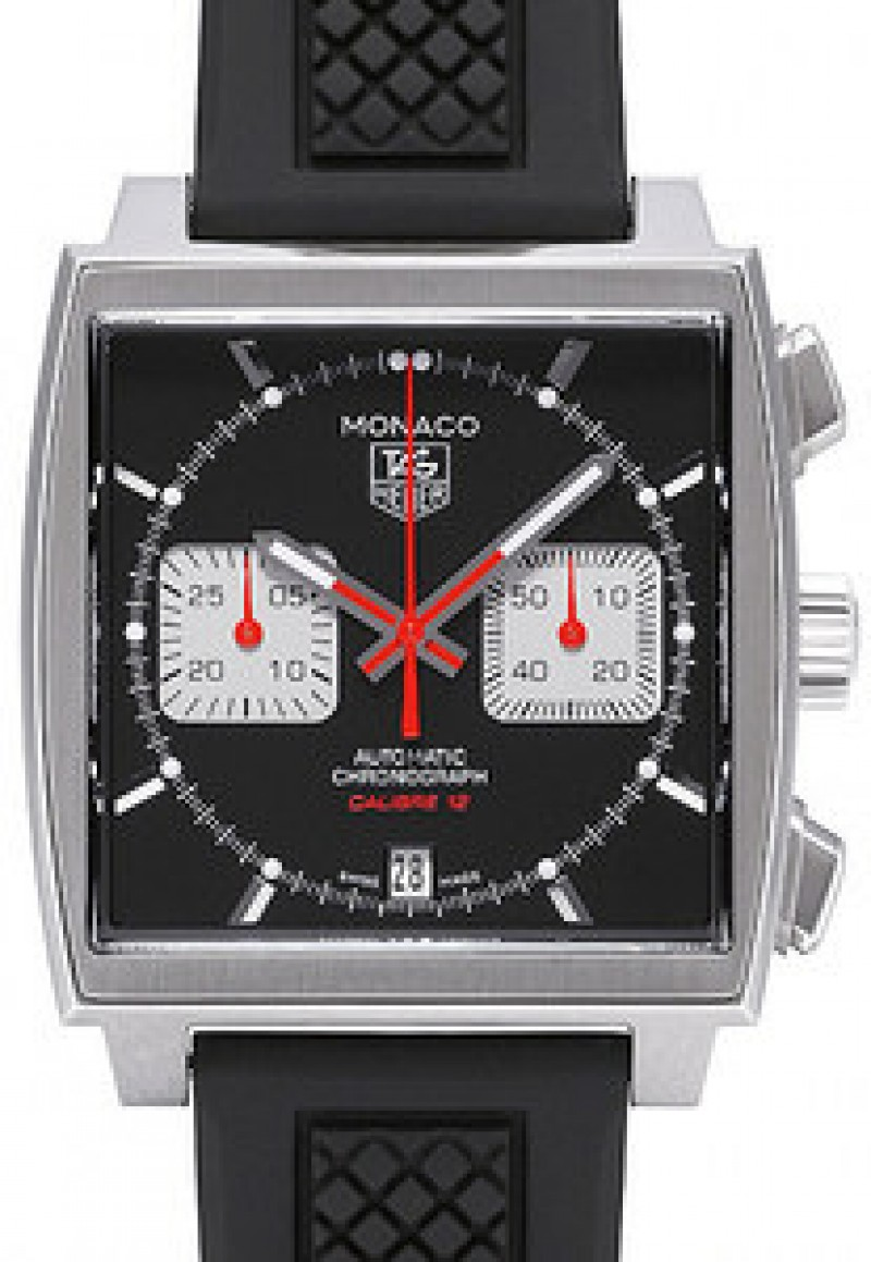 Fake TAG Heuer Monaco Automatic Chronograph Date Mens Watch CAW2114.FT6021