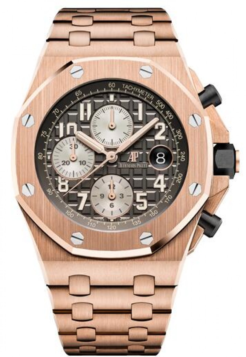 Fake Audemars Piguet Royal Oak Offshore Chronograph Automatic 26470OR.OO.1000OR.02