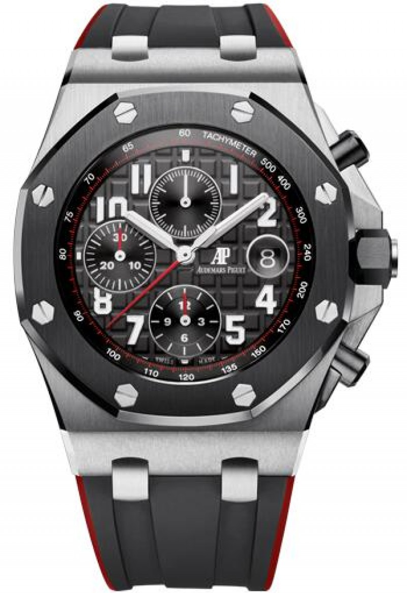 Fake Audemars Piguet Royal Oak Offshore Chronograph 26470SO.OO.A002CA.01