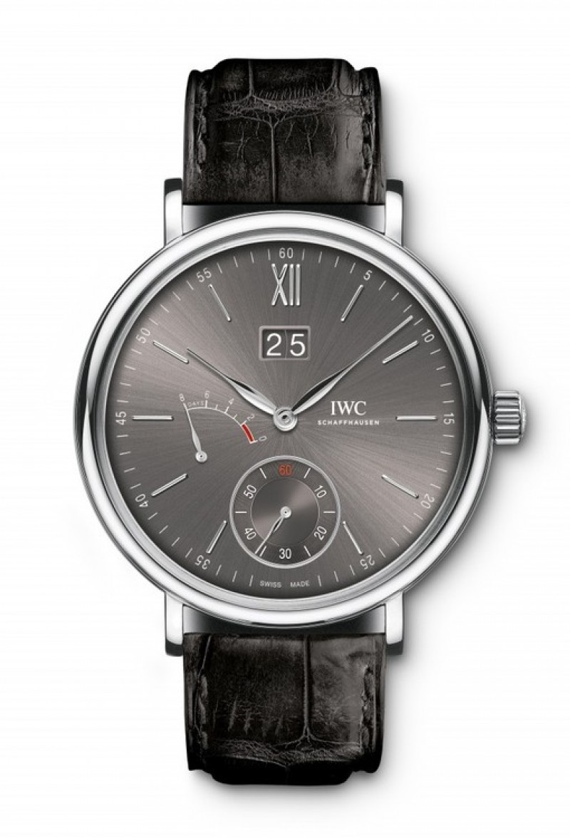 Fake IWC Portofino Anthracite Dial Automatic Mens Watch IW516101