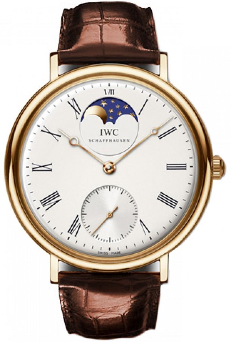 Fake IWC Vintage Portofino Silver Dial Mens Watch IW544803