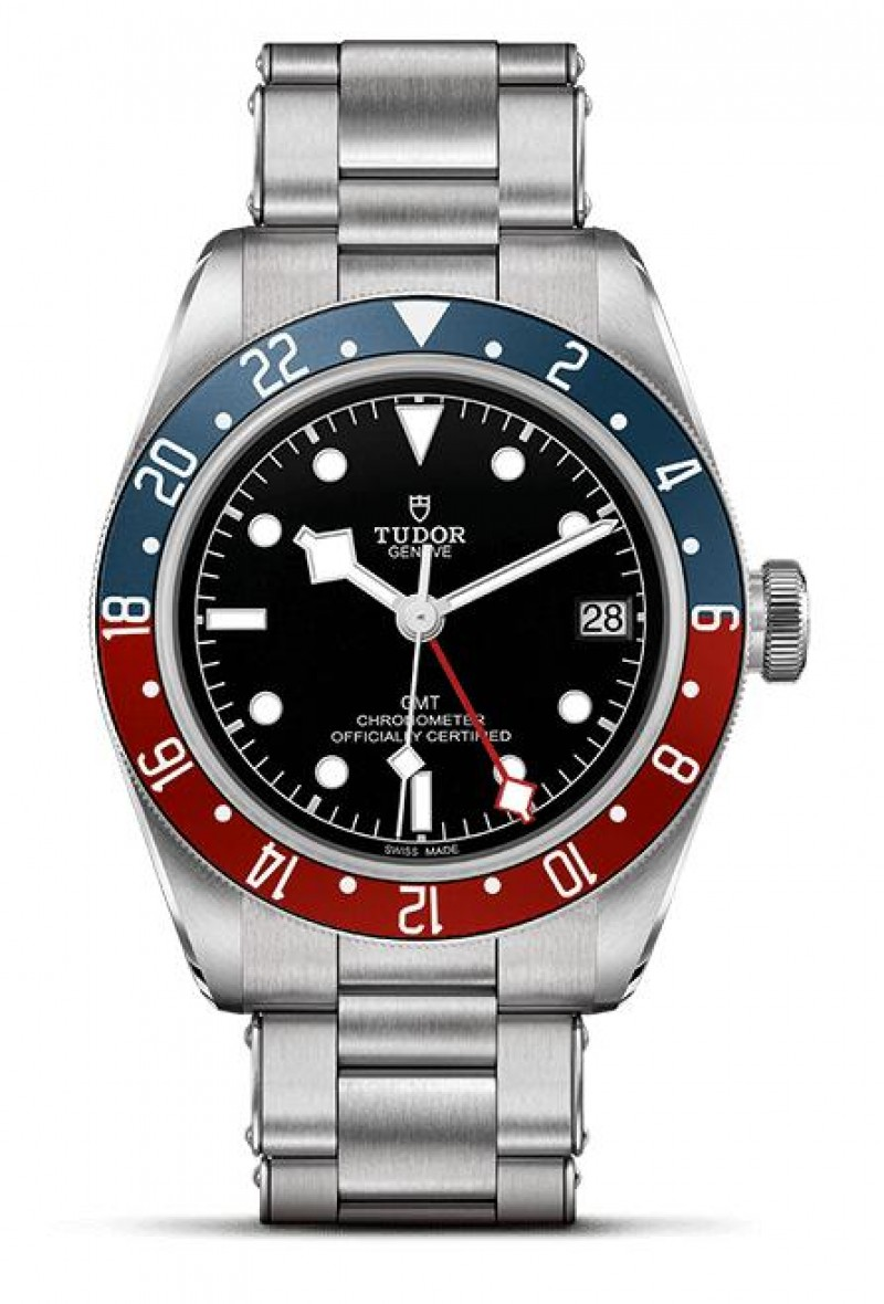 Replica Tudor Black Bay GMT M79830RB-0001