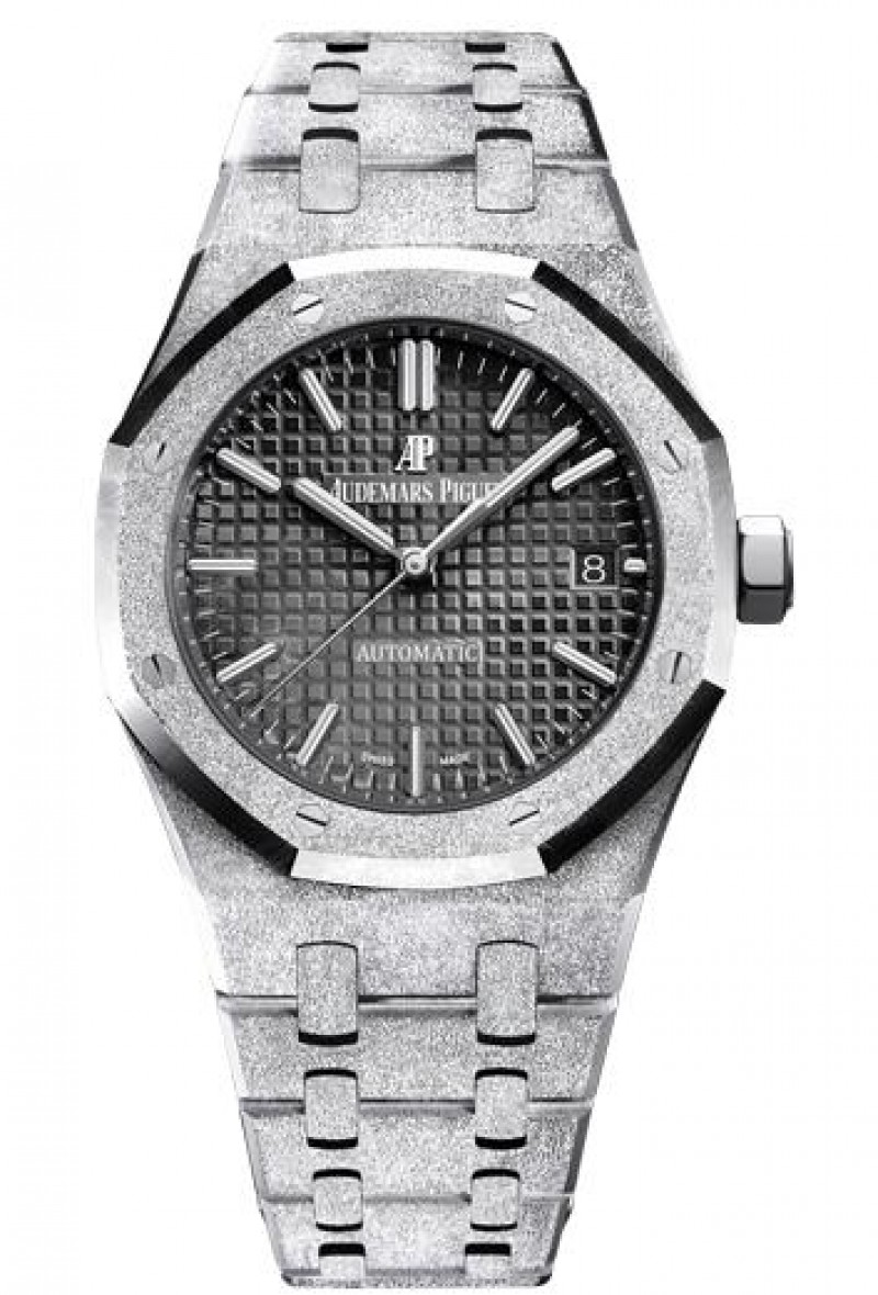 Fake Audemars Piguet Royal Oak Frosted Gold 15454BC.GG.1259BC.03