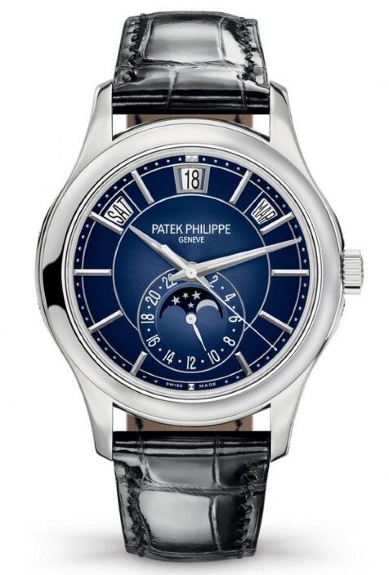 Replica Patek Philippe Complications Annual Calendar 5205G-013
