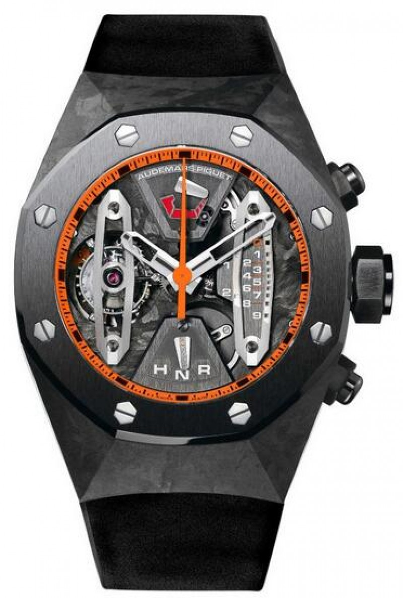 Replica Audemars Piguet Royal Oak Concept Carbon Tourbillon Chronograph 26265FO.OO.D002CA.94