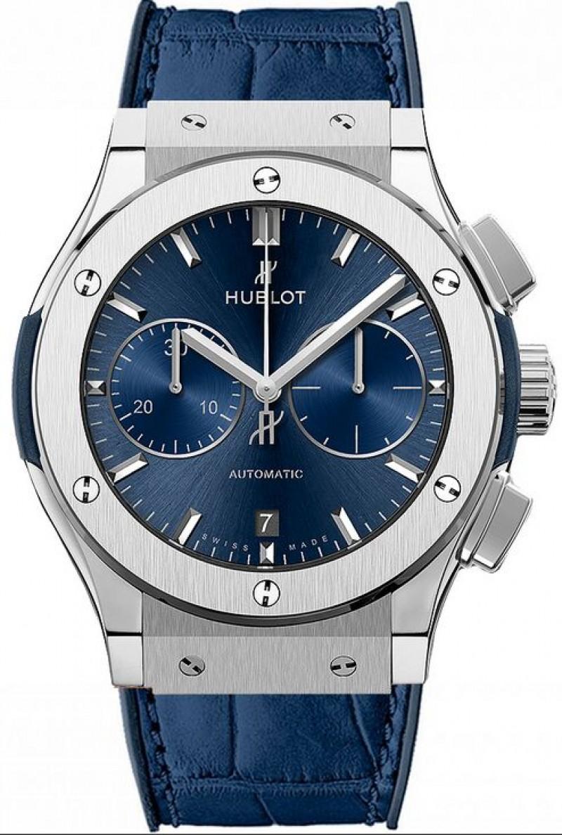 Fake Hublot Classic Fusion Chronograph 45mm Watch 521.NX.7170.LR