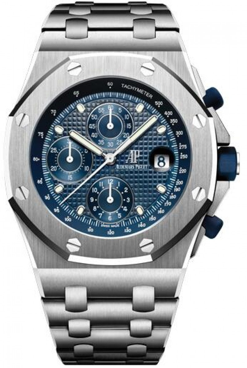 Fake Audemars Piguet Royal Oak Offshore Chronograph 26237ST.OO.1000ST.01