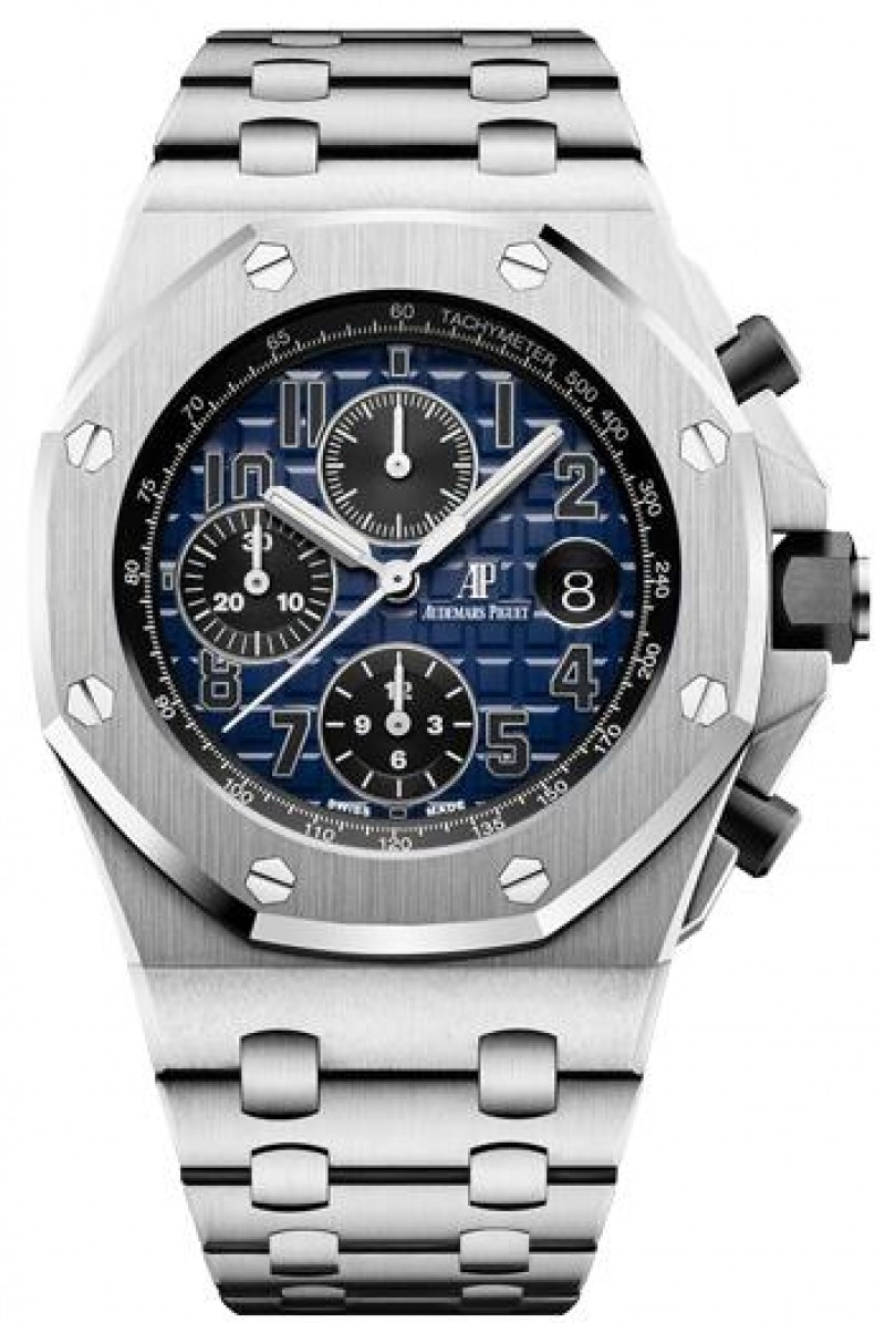 Fake Audemars Piguet Royal Oak Offshore Chronograph 26470PT.OO.1000PT.02