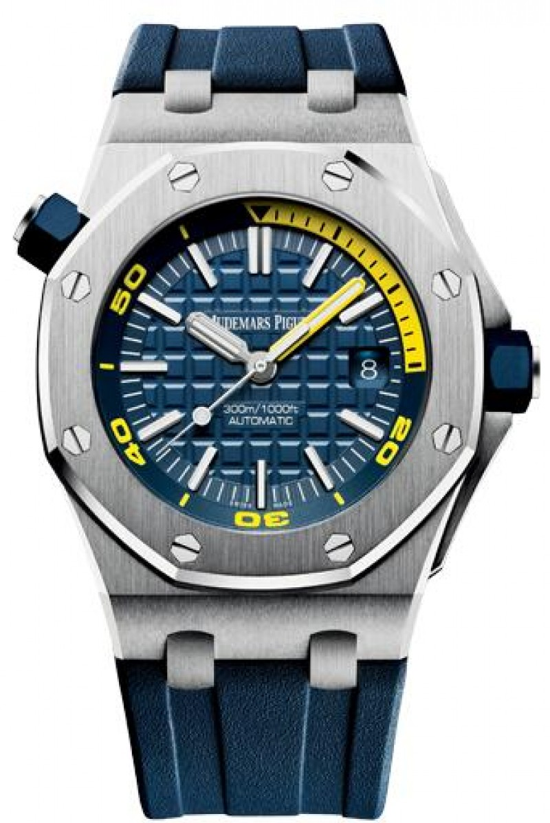 Replica Audemars Piguet Royal Oak Offshore Diver 15710ST.OO.A027CA.01