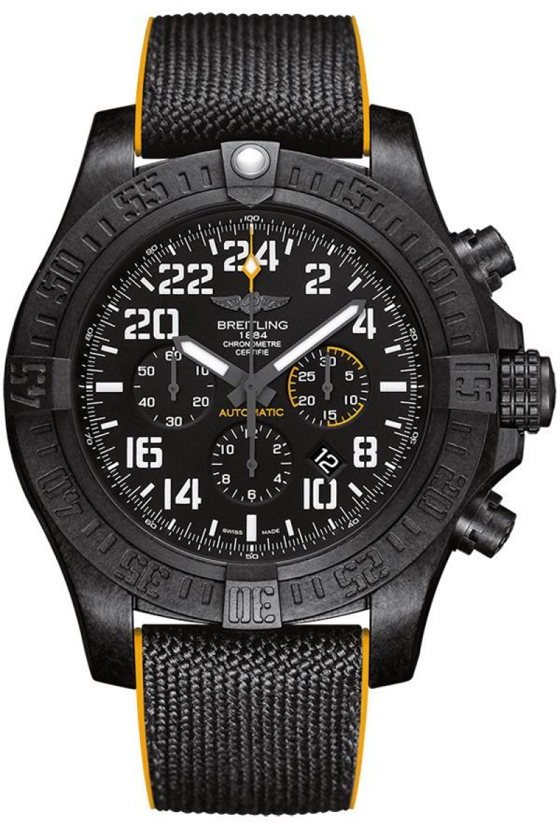 Fake Breitling Avenger Hurricane 50mm Chronograph Automatic Watch XB1210E4|BE89|257S|X20D.4