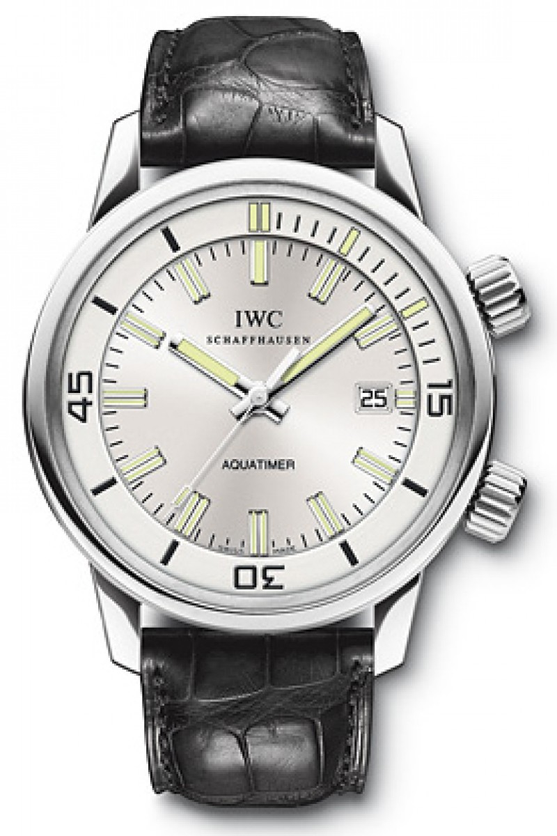 Fake IWC Vintage Collection Aquatimer Automatic Mens Watch IW323105
