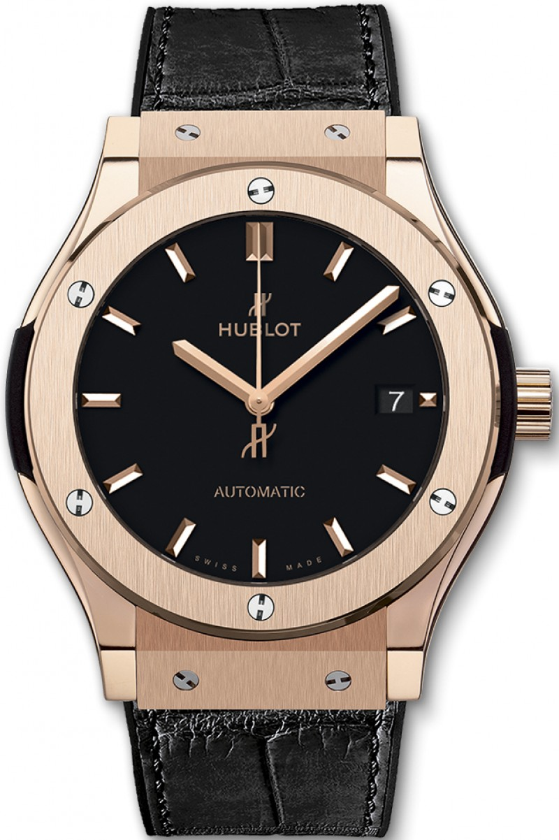 Fake Hublot Classic Fusion Automatic 45mm Mens Watch 511.OX.1181.LR