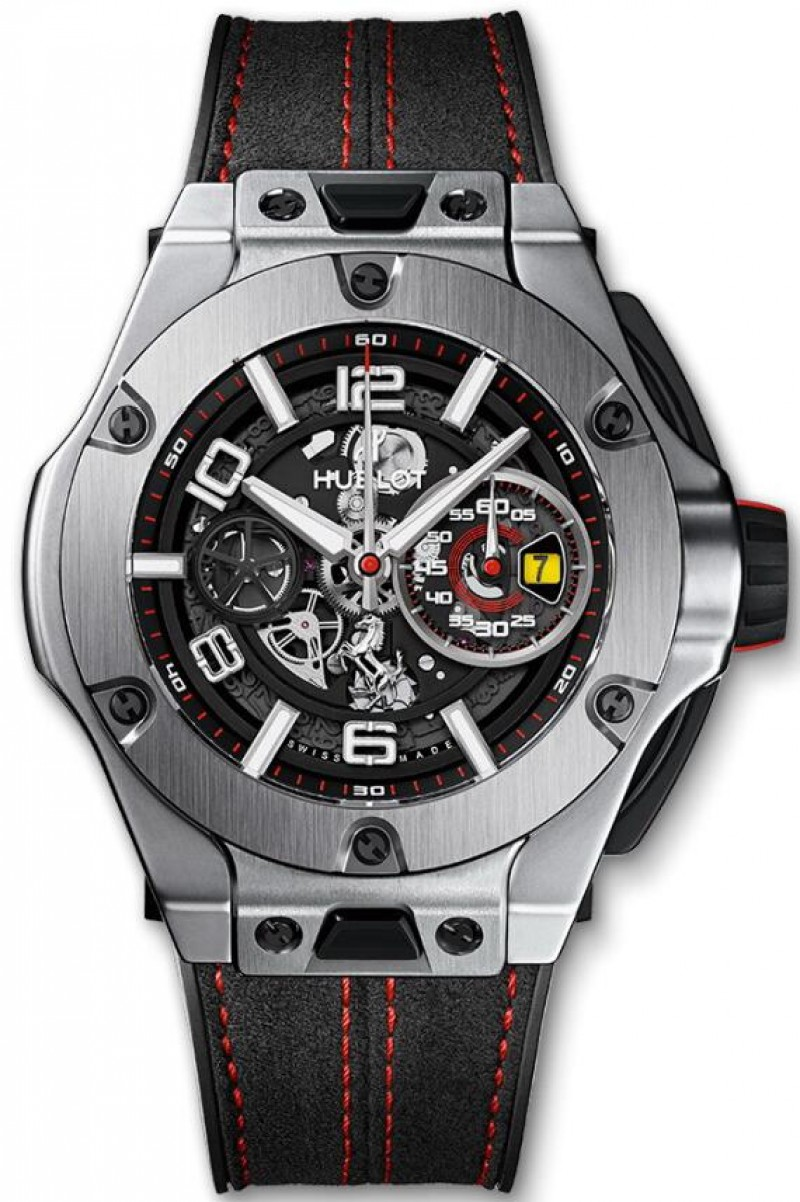 Fake Hublot Big Bang Ferrari Unico Titanium 402.NX.0123.WR