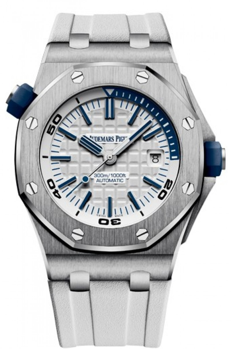 Replica Audemars Piguet Royal Oak Offshore Diver 15710ST.OO.A010CA.01