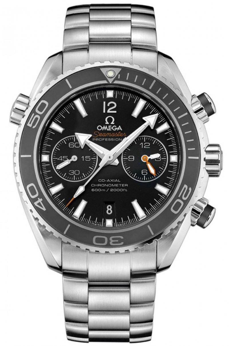 Fake Omega Seamaster Planet Ocean 600 M Chronograph 45.5mm 232.30.46.51.01.001