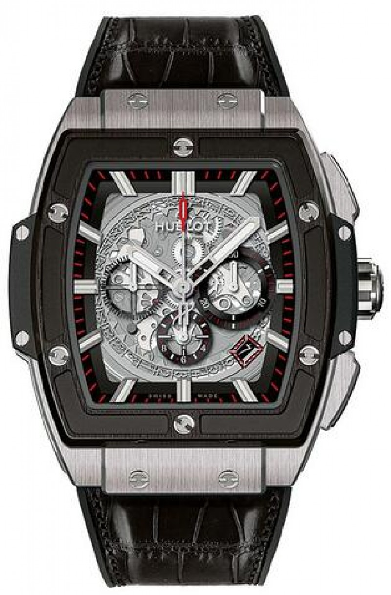 Replica Hublot Spirit of Big Bang Ceramic Watch 42mm 641.NM.0173.LR