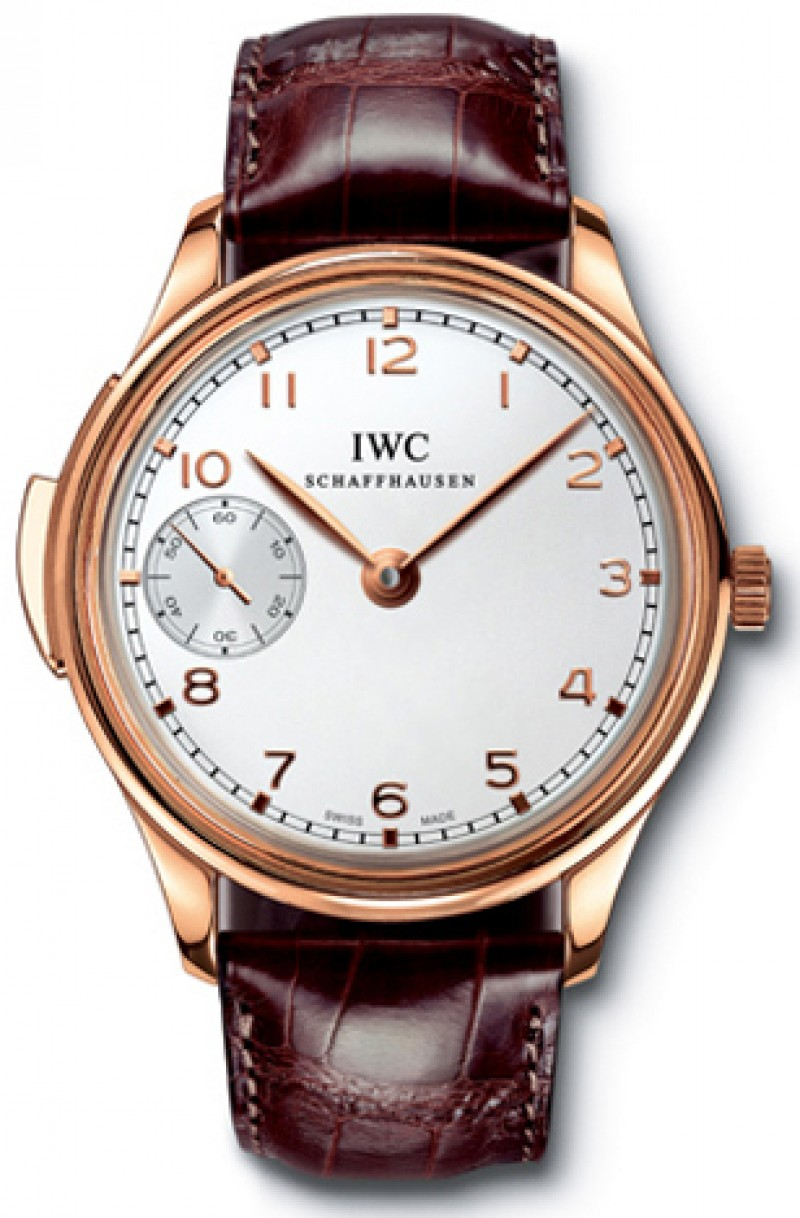 Fake IWC Portuguese Minute Repeater Mens Watch IW524202