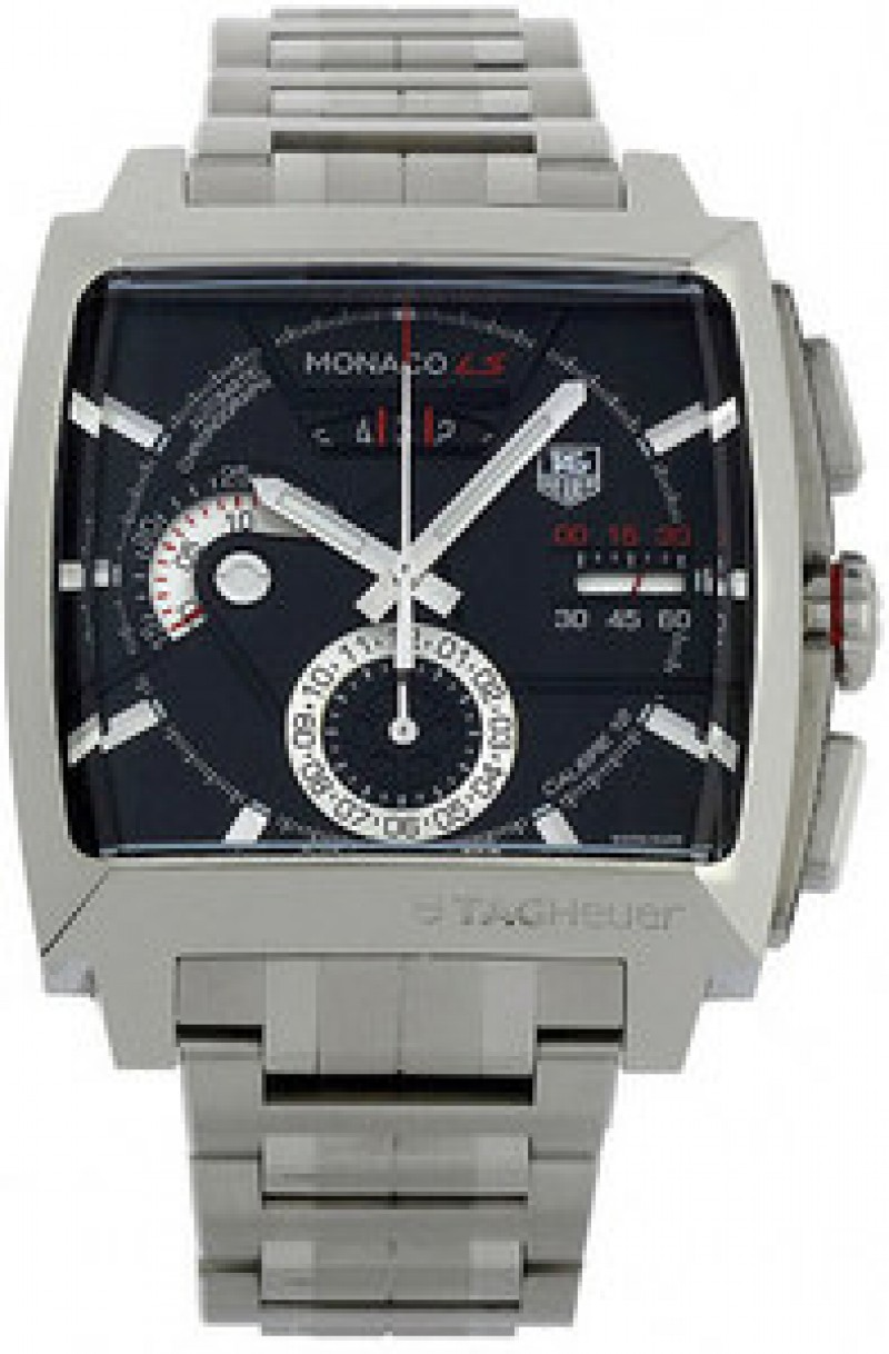 Fake TAG Heuer Monaco Chronograph Automatic Mens Watch CAL2110.BA0781