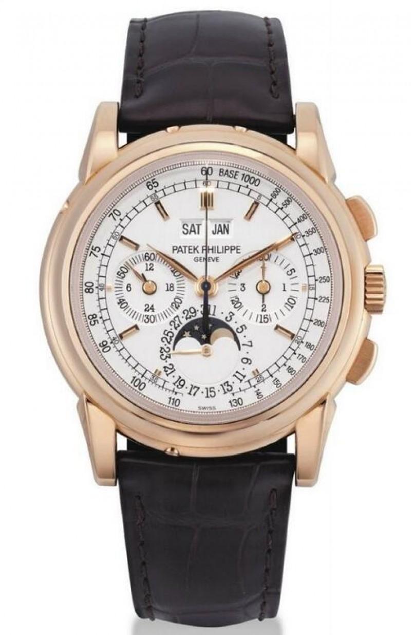 Replica Patek Philippe Perpetual Calendar Chronograph 5970R-001