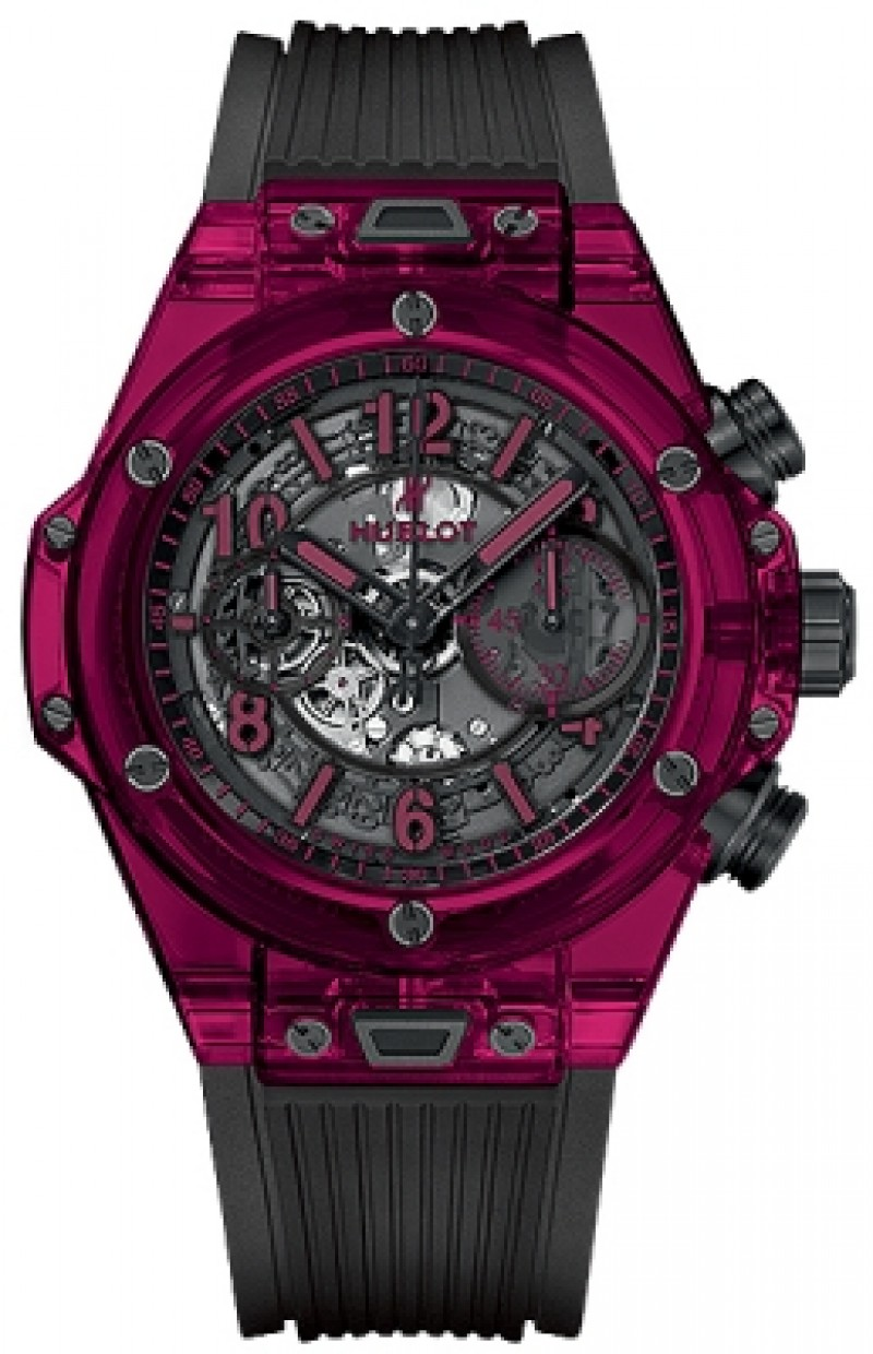 Fake Hublot Big Bang Unico Red Sapphire 45mm 411.JR.4901.RT