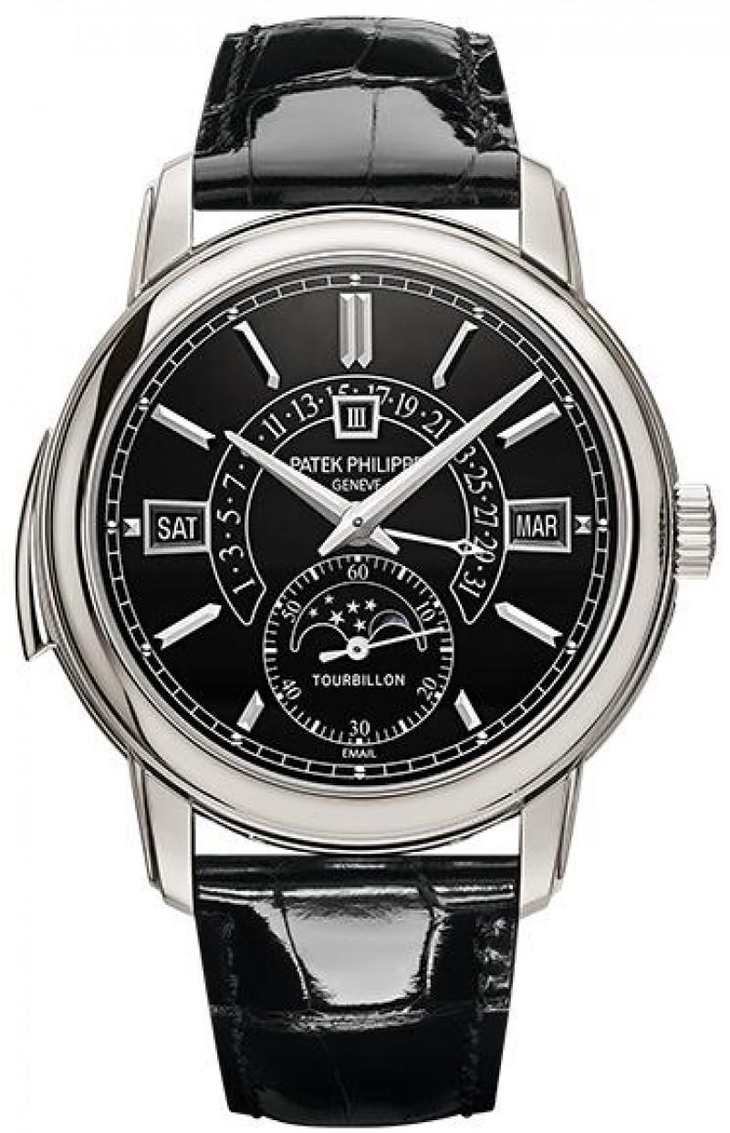 Replica Patek Philippe Grand Complications Tourbillon Minute Repeater Perpetual Calendar 5316P-001