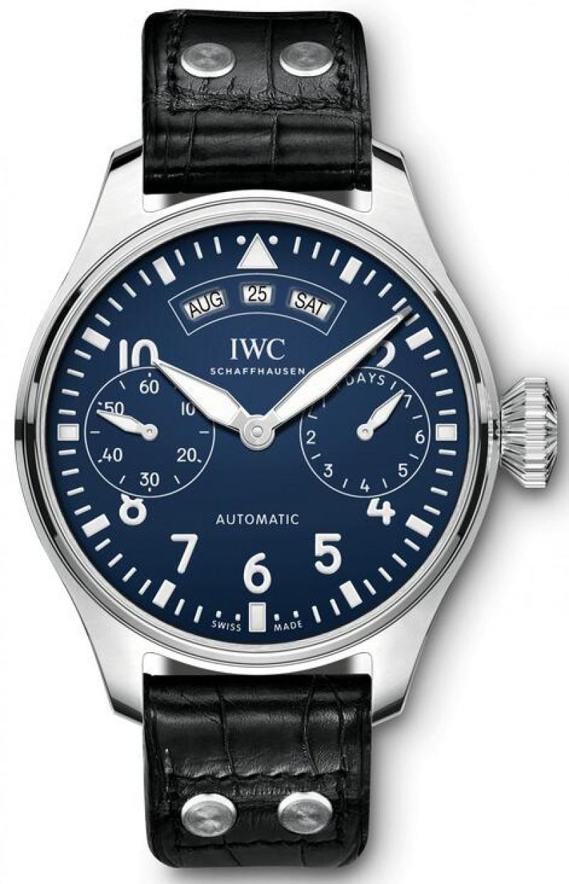 Fake IWC Big Pilot's's Watch Annual Calendar 150 Years IW502708