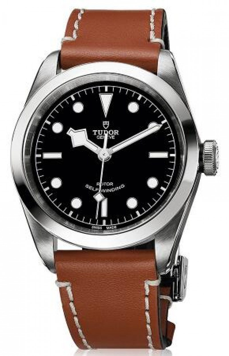 Fake Tudor Heritage Black Bay 41mm Watch 79540-0003