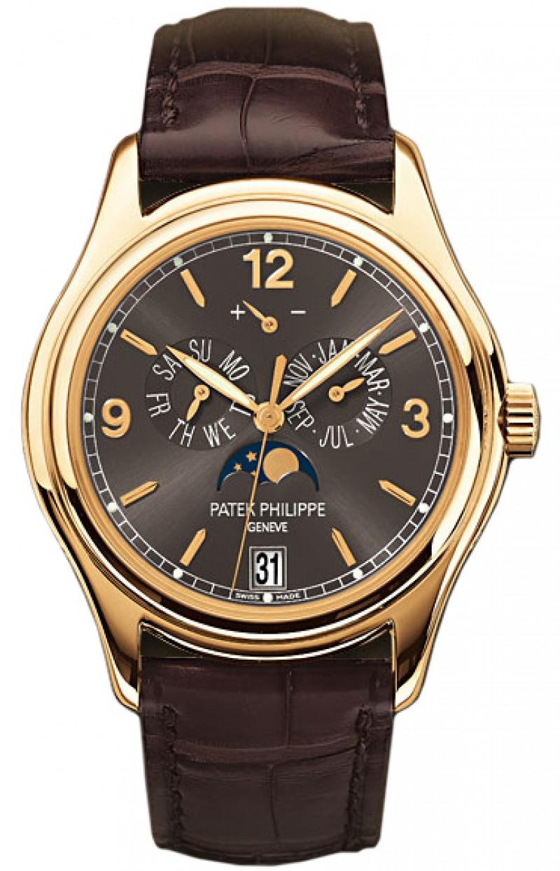 Replica Patek Philippe Complications Mens Watch 5146J-010