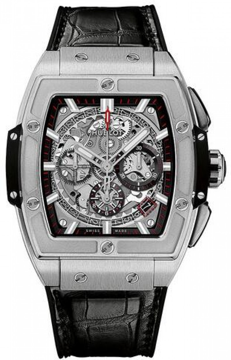 Replica Hublot Spirit of Big Bang Titanium Watch 42mm 641.NX.0173.LR