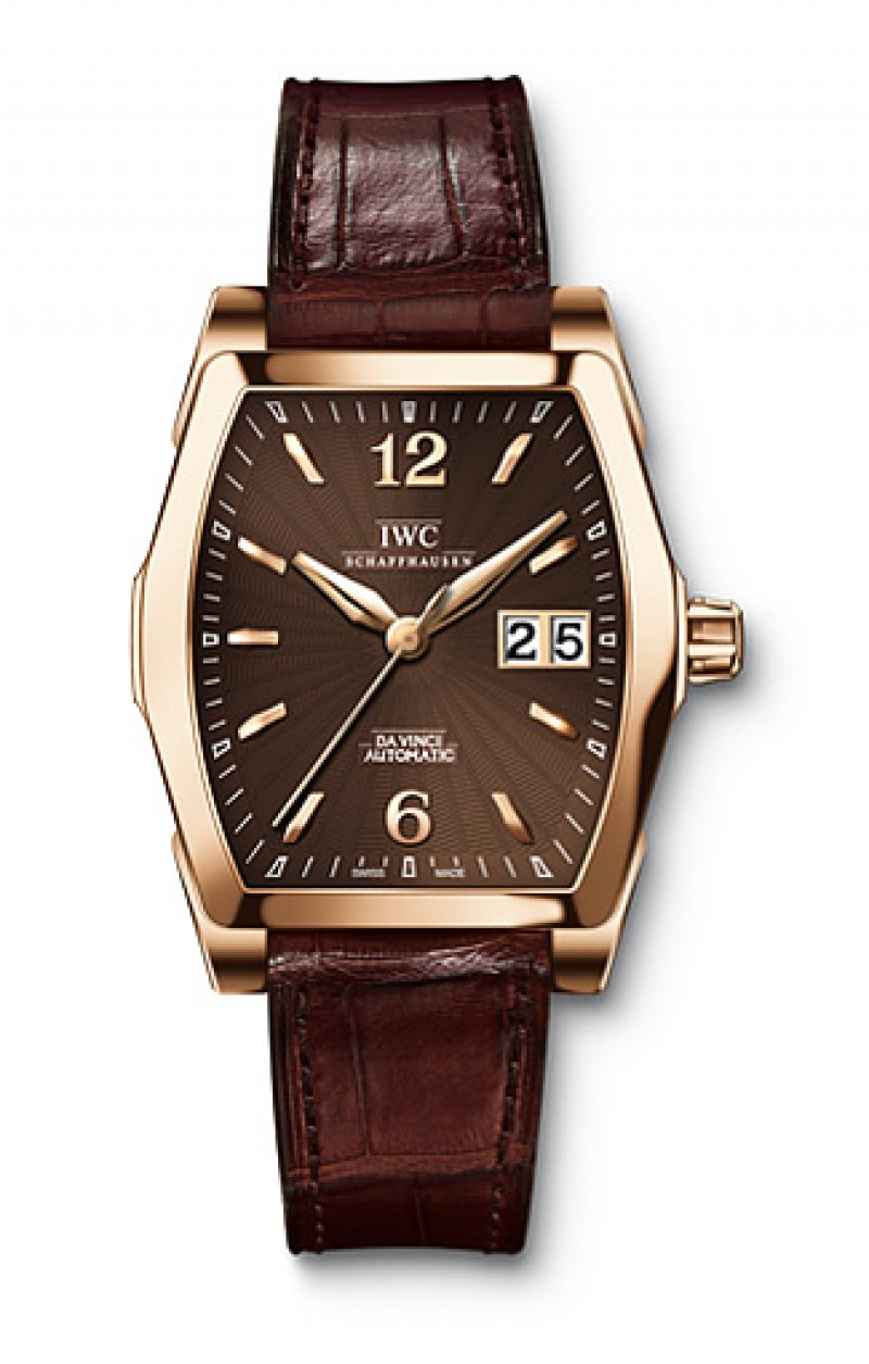 Fake IWC Da Vinci New Automatic Mens Watch IW452308